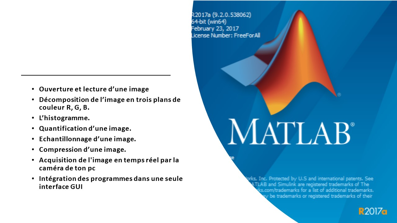 traitement d'image matlab tutorial