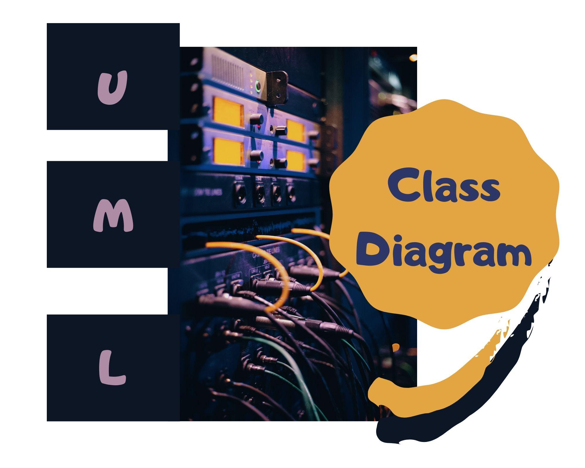 Class Diagram UML PowerDesigner