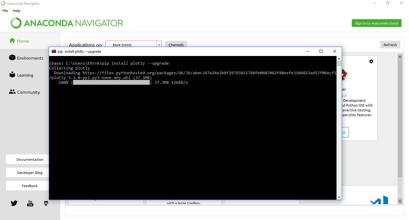 python plotly tutorial install plotly dashboard python