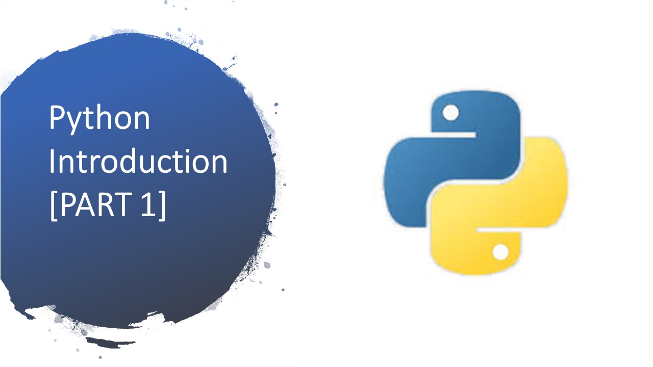 Python | Introduction