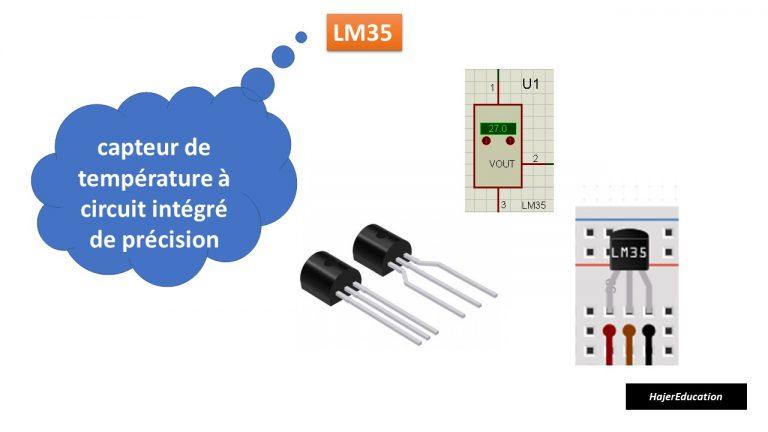Définition LM35