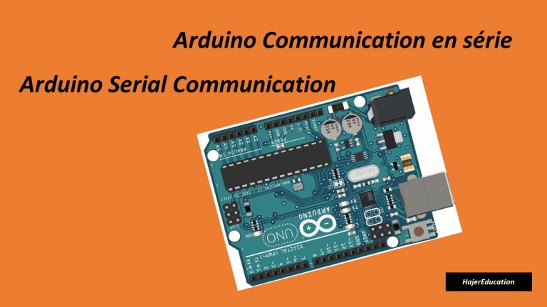 arduino serial communication