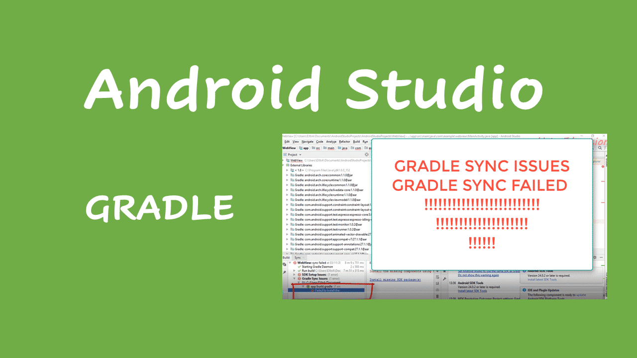 Android Studio Gradle