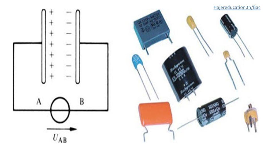 type condensateur hajereducation