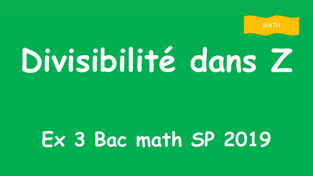 divisibilité dans Z congruence , théorème de Fermat