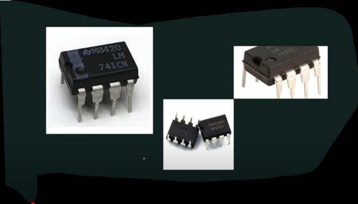 amplificateur opérationnel شرح