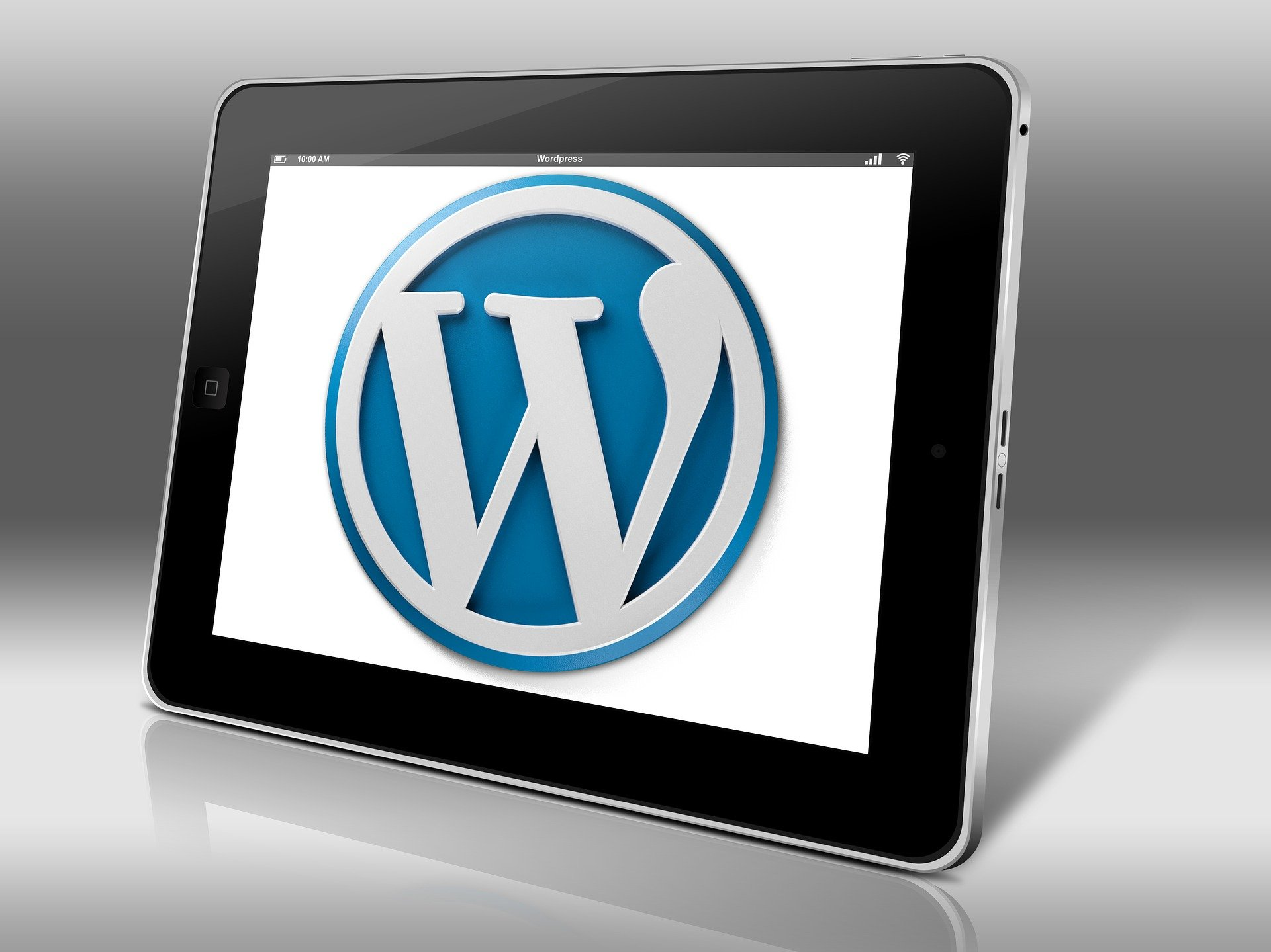 webmasters WordPress